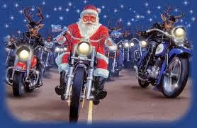 santa-reindeer-riding-motorcycles