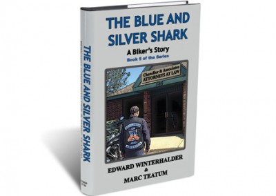 The Blue and Silver Shark